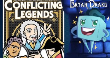 Conflicting Legends Review
