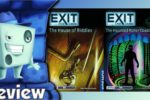 Exit: The Game – The Haunted Roller Coaster & The House of Riddles Review
