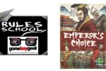 Emperor's Choice – How to Play