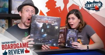 Mystery House: Adventures in a Box Review