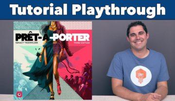 Prêt-à-Porter Playthrough