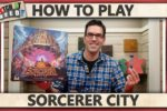 Sorcerer City – How To Play