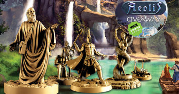 Aeolis Kickstarter Pre-Launch Giveaway!