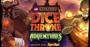 Dice Throne Adventures Interview