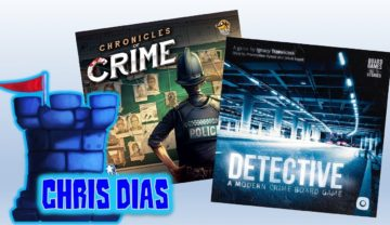 Chronicles of Crime & Detective: A Modern Crime Comprison