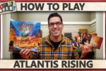 Atlantis Rising (2nd Edition) – How To Play