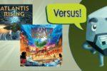 Atlantis Rising Comparison