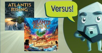 Atlantis Rising Comparison