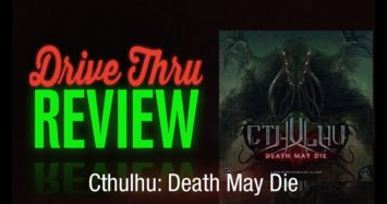 Cthulhu: Death May Die Review