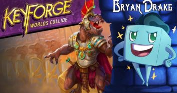 Keyforge World's Collide Review
