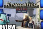 Kingsburg: The Dice Game Review