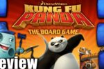 Kung Fu Panda: The Board Game Review