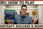 Minecraft: Builders & Biomes – How To Play