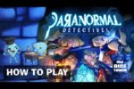 Paranormal Detectives – How to Play