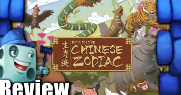 Race for the Chinese Zodiac Review