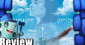 Sarah's Vision Review