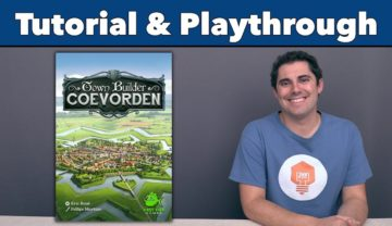Town Builder Coevorden Playthrough