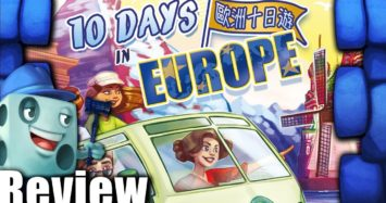 10 Days in EuropeReview