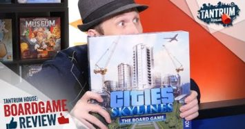 Cities Skylines the Board Game Review