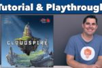 Cloudspire Playthrough