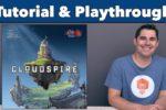 Cloudspire Playthrough