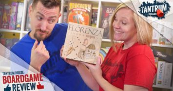 Florenza The Dice Game Review