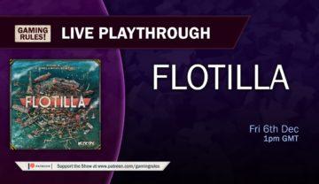 Flotilla – Live playthrough