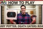 Harry Potter: Death Eaters Rising – How To Play