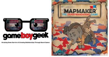 Mapmaker: The Gerrymandering Game Review