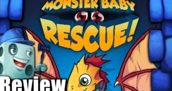 Monster Baby Rescue! Review