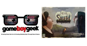 New Salem: 2nd Edition Review
