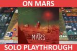 On Mars Playthrough