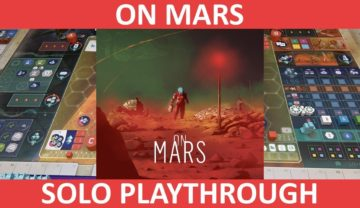 On Mars Playthrough