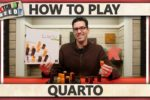 Quarto – How To Play
