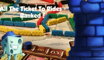 All The Ticket To Rides – Ranked