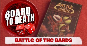 Battle of the Bards – Board Game Video Review