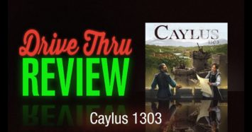 Caylus 1303 Review