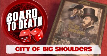 City of Big Shoulders – Board Game Video Review