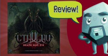 Cthulhu Death May Die Review with Zee Garcia