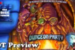 DUNGEON PARTY Preview