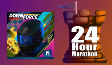 Downforce – 24 Hour Marathon 2019