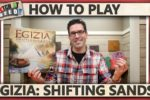 Egizia: Shifting Sands – How To Play