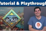 Foundations of Rome Playthrough