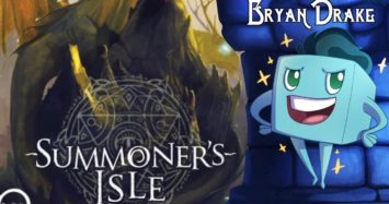 Summoner's Isle Review with Bryan