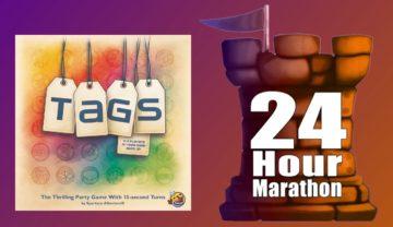 T.A.G.S. – 24 Hour Marathon 2019