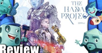 TIME Stories Revolution: The Hadal Project Review – with The Dice Tower