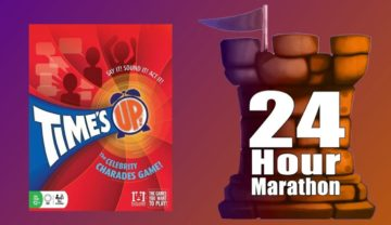 Time's Up – 24 Hour Marathon 2019