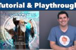 Trismegistus Playthrough