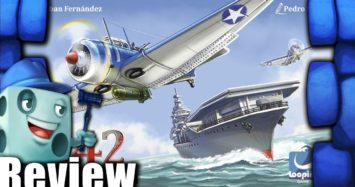 1942 USS Yorktown Review – with Tom Vasel