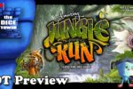 """Amazing Jungle Run"" a Dice Tower Preview – with Mark Streed"